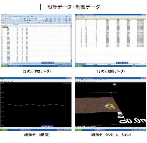 設計データ・制御データ
